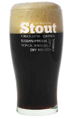 Pint Stout 580ml - The Beer Planet Coleção Estilos - See more at: http://www.thebeerplanet.com.br/pint-the-beer-planet-stout-colecao-2/p#sthash.y4JlTHEV.dpuf