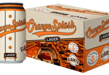 Giants Orange Splash